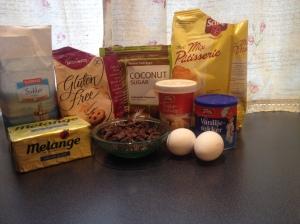 glutenfrie cookies ingredienser