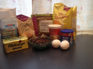 glutenfrie cookies ingredienser