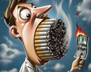 Sigarettrøyking dreper