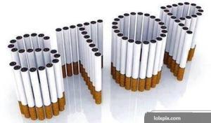 Endelig røykfri